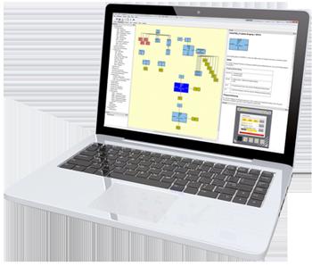 EasyTool MFC auf einem Service-PC