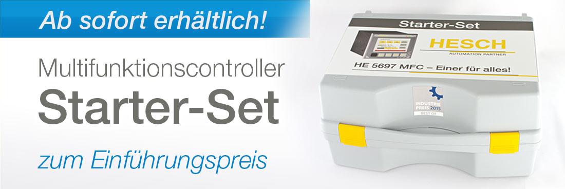 Multifunktionscontroller Starter-Set zum Einführungspreis