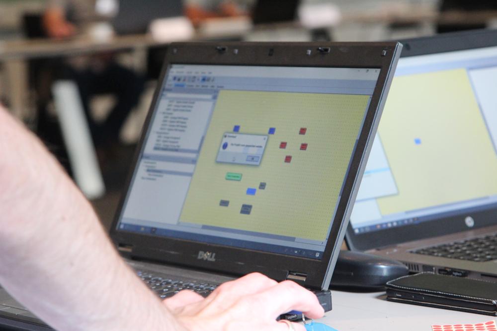 Software EasyTool MFC von HESCH