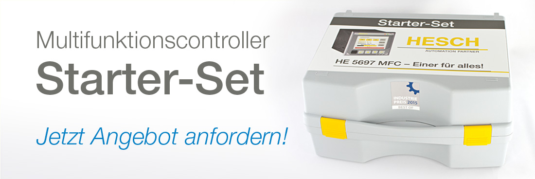 Multifunction controller starter set at introductory price
